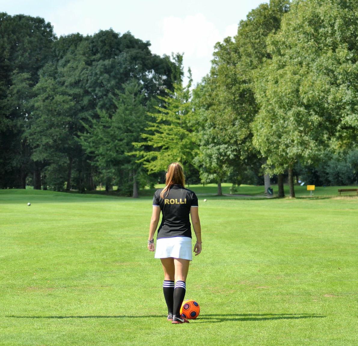 Fussballgolf St Leon Rot